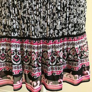 White House Black Market Skirts - White House Black Market Micro Pleated Skirt